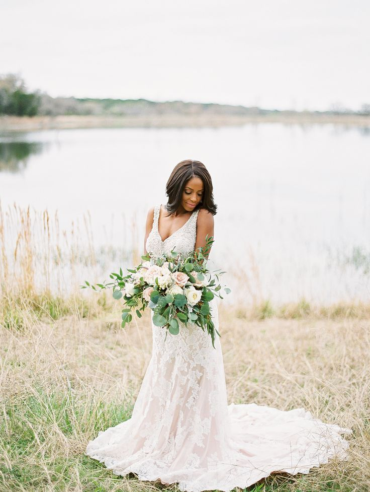 Beautiful Brand Wedding Dresses  : Beaded Allure Couture wedding dress! | Photography: Dani Cowan