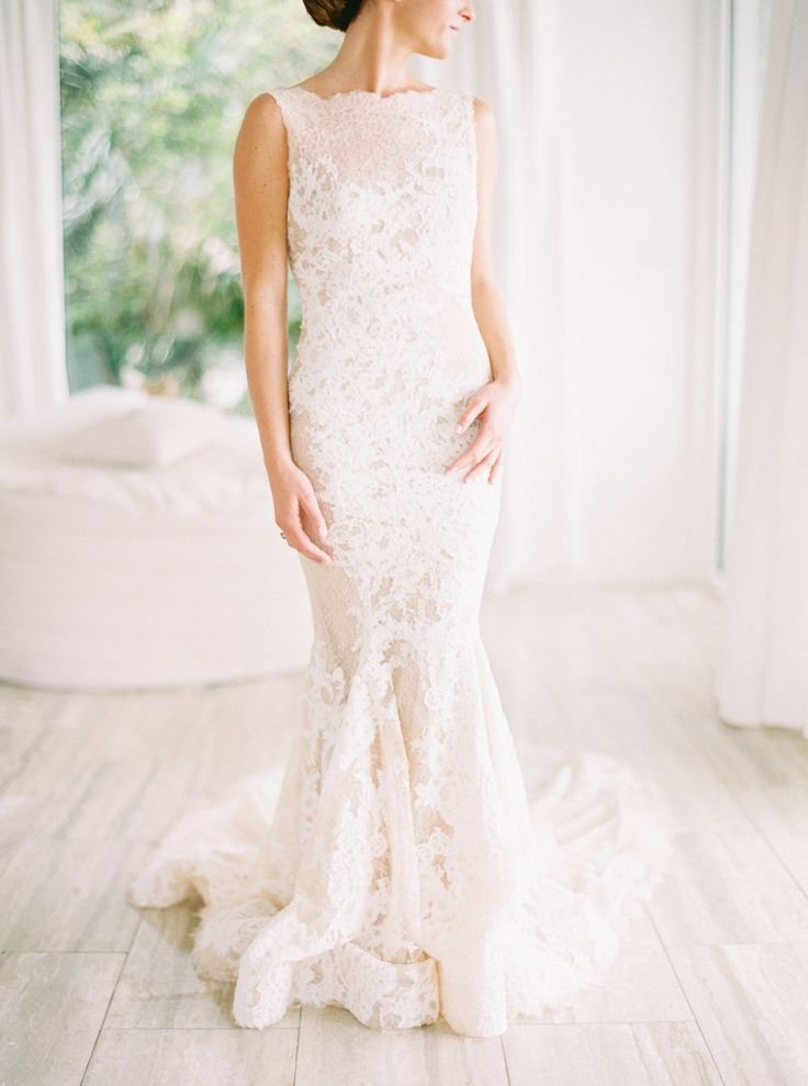 Beautiful Brand Wedding Dresses  : Dreamy Pronovias wedding dress | Photography: Hunter Ryan