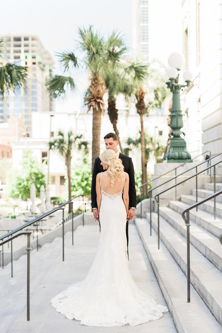 Beautiful Brand Wedding Dresses  : Low back flute Martina Liana wedding dress | Photography: Cathy Durig