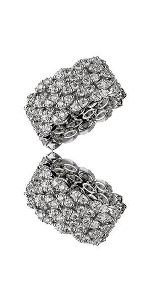 Diamond Rings : MAUBOUSSIN-vente jewelry watches