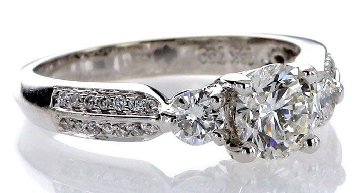 Engagement Rings & Wedding Rings : Pratiksha Engagement Rings Are Classic, Fashionable & Affordable ~ Custom Kn…