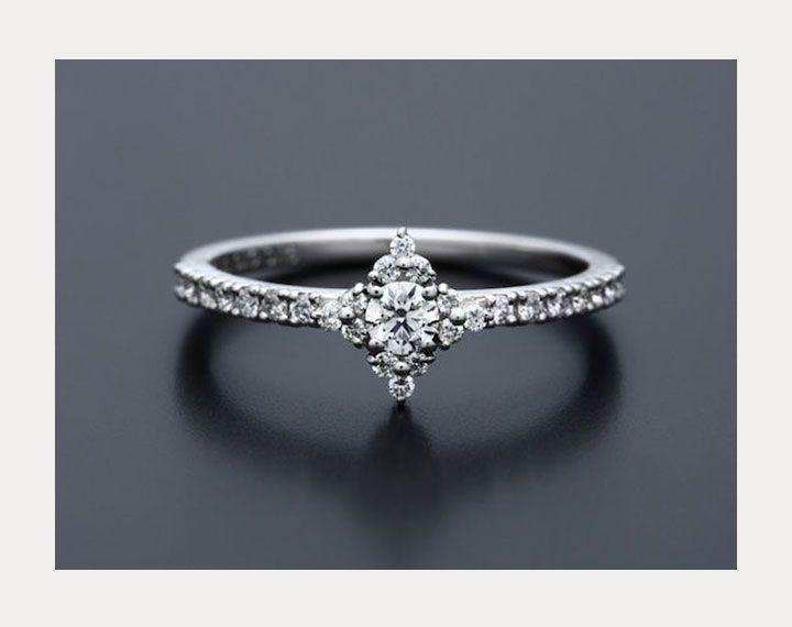 "Engagement Rings & Wedding Rings : ""Blight"" from Maison Rubus"